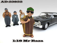 "MR.RAZA ""HOMIES"" FIGURE FOR 1:18 SCALE DIECAST MODELS BY AMERICAN DIORAMA 23852"