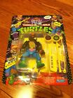 TMNT 1991 TEENAGE MUTANT NINJA TURTLES ROCK N ROLLIN PUNKER DON DONATELLO MOC