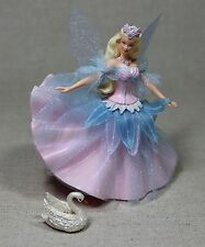 Hallmark Barbie Swan Lake Set Princess Fairy Keepsake Ornament Mint In Box 2003