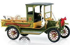 FRANKLIN MINT 1913 Ford Model T Xmas Truck LE Diecast 1:16 Scale