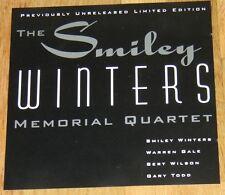 The Smiley Winters Memorial Quartet-SF Bay area jazz, 1971 Bert Wilson