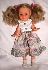 Jolie poupée ancienne Ella de Bella 1974 35cm