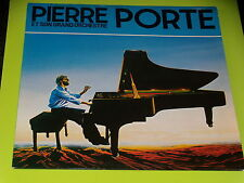 33 TOURS- PIERRE PORTE & SON GRAND ORCHESTRE  - 1979