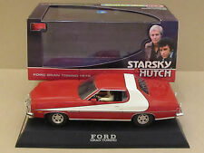 C2553 SCALEXTRIC 1976 Ford Gran Torino w/Lights STARSKY & HUTCH 1:32 Slot Car