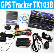 GPS GSM GPRS Vehicle Car TK103B System TRACEUR TRACKER TRAQUEUR +Remote Conctrol