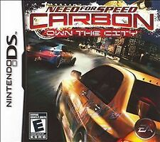 Need for Speed: Carbon -- Own the City (Nintendo DS, 2006). GAME ONLY free ship