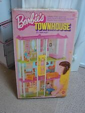 Barbie 1974 Townhouse incomplete for repair or parts