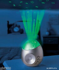 Star Projector Sound Machine IN STOCK Soothing Nature Noise Night Light Tabletop