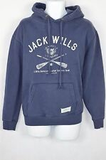 JACK WILLS Navy lacrosse hoodie, MEDIUM to LARGE