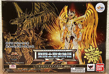 NEW BANDAI SAINT SEIYA MYTH SOUL OF GOLD GOD CLOTH EX SAGITTARIUS AIOLOS USA