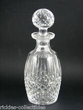 A Waterford Cut Crystal Spirits Decanter w Stopper - Baltray