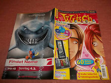 WITCH***COMIC***HEFT***NR.03/2007***MIT POSTER**!!!**
