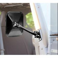Rugged Ridge 11025.13 Quick Release Side Mirror- Black for 97-14 Wrangler TJ JK