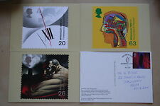 Great Britain - 1999 Inventor's Tale - Cards and First Day of Issue Stamps