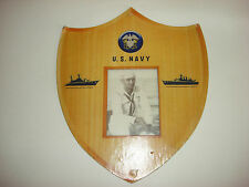 Vietnam War Photo Display Of A US Navy Sailor