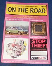 ON THE ROAD - PART 94 - FIAT STRADA 65CL TESTED/SERVICE CITROEN GSA