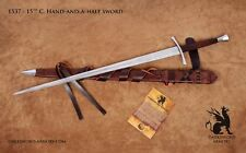 15th Century Hand and a Half sword