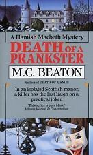 Death of a Prankster (Hamish Macbeth Mysteries, No. 7), M.C. Beaton, Good Condit