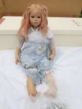 Liniki Annette Himstedt Kinder Doll 2006 Limited Edition Rare 163/377 Unused