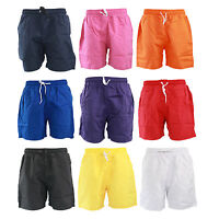 N34 MENS DESIGNER MESH LINED SHORTS SWIMMING HOLIDAY BEACH TRUNKS SHORTS M-XXL