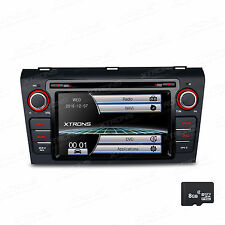 For Mazda 3 2004 2005 2006 2007 2008 2009 Car DVD Stereo GPS Navi Radio Player