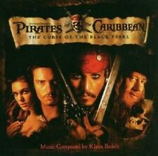 PIRATES OF THE CARIBBEAN SOUNDTRACK CD NEUWARE