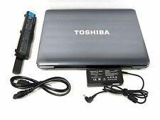 Toshiba Satellite A305-S6872 Core 2 Duo T5800 @ 2.0GHz 3GB RAM 320GB HDD Win 10