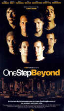 ONE STEP BEYOND - Skateboarding DVD - New (Tony Hawk etc)