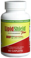 LipidShield Plus w/Red Yeast Rice, Reduce Cholesterol (60 Caps, 30 Day Supply)