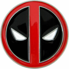 Marvel X-Men Deadpool Belt Buckle - UK Seller