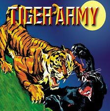 Tiger Army SELF TITLED Debut Album HELLCAT RECORDS New Sealed Vinyl LP