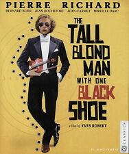 The Tall Blond Man With One Black Shoe (Blu-ray Disc, 2015)