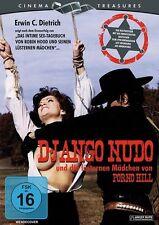 Cinema Treasures: Django Nudo und die lüsternen Mädchen von Porno Hill-DVD-Neu