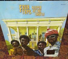 Four Tops - Keeper of the Castle- 1972 Dunhill SEALED ORIGINAL w Hype Sticker