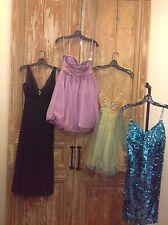 Jovani Size 8 Tony Bowls Prom Party Cruise Wholesale Lot Short Formal Dresses