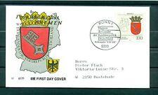 Allemagne - Germany 1992 - Michel n.1590 - Armoires: Brême II
