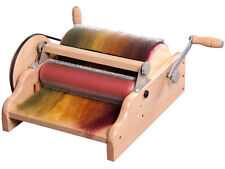 """Ashford Drum Carder, Extra Wide 12""""  72 PPI  Prepare fibers to Spin or Felt."""