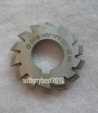 Lot 1pcs Dp18 14-1/2 degree 3# Involute Gear Cutters No.3 Dp18 Gear Cutter