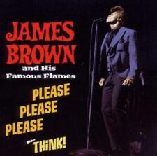 Please Please Please/Think! James Brown CD