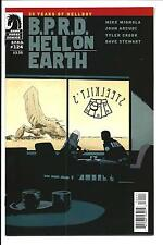 B.P.R.D. HELL ON EARTH # 124 (DARK HORSE COMICS, MIKE MIGNOLA, OCT 2014), NM
