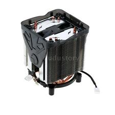 Universal Silent Dual Towers CPU Cooling Fan Cooler Heatsink Radiator New F4O6