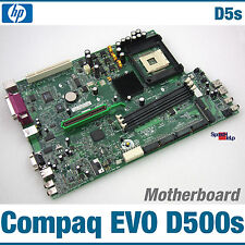 HP Compaq Evo d500s d5s motherboard placa madre sp 277499-001 253219-002 s478 129