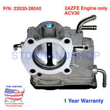NEW COMPLETE THROTTLE BODY ASSEMBLY fits 2002-2005 Toyota Camry 2.4L 2AZFE ACV30