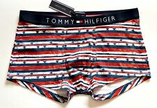 Tommy Hilfiger Low Rise Trunk Shorts Boxershorts Boxer Painted Stripes Größe L