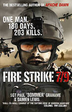 Fire Strike 7/9, By Paul Grahame, Damien Lewis,in Used but Acceptable condition