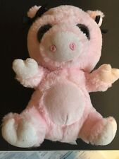 "Animal Adventure EASTER Stuffed Piggy 12"" Pink Plush Soft Toy Valentines Day"