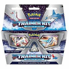 Pokemon trainer kit learn to play starter decks Pokemon CARDS TCG Latias latios