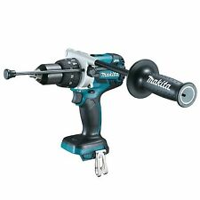 MAKITA DHP481Z 18V LI-ION LXT BRUSHLESS HI-TORQUE COMBI HAMMER DRILL BODY. NEW!