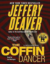THE COFFIN DANCER by Jeffery Deaver 5 CDs LIKE NEW