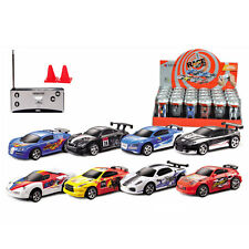 Coke Can Mini Speed RC Radio Remote Control Micro Racing Car Toy Gift New